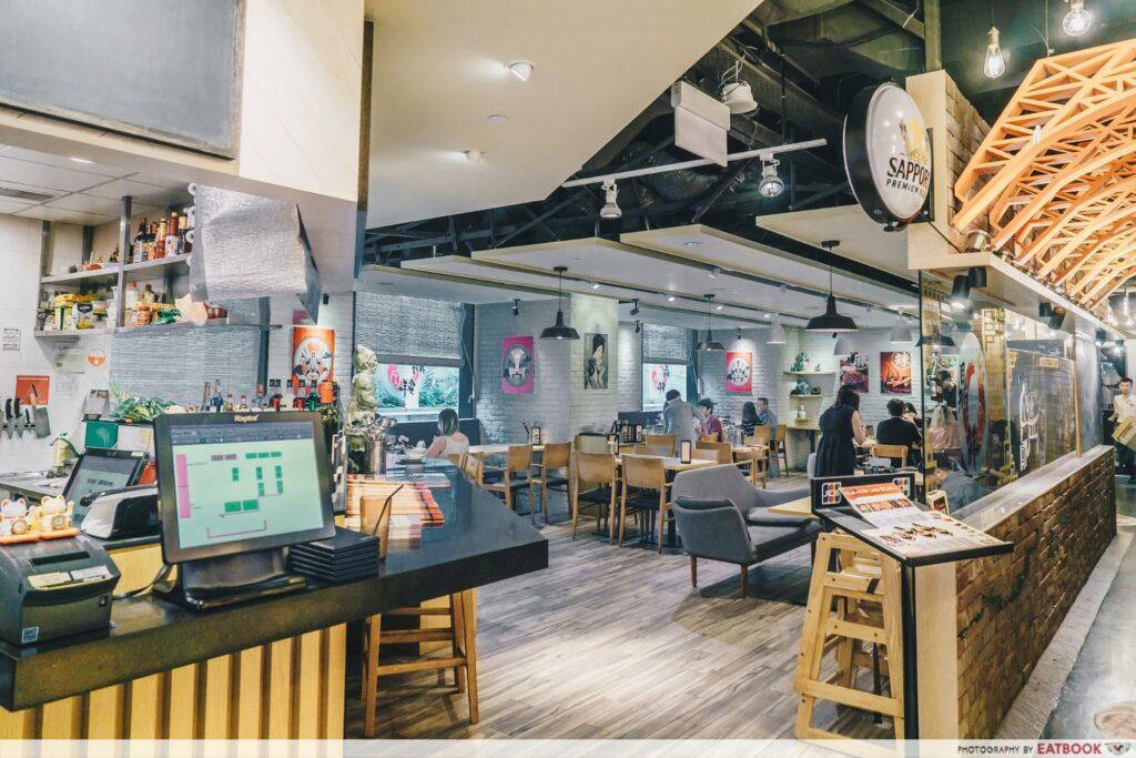 New Restaurants June 2018 - Ding Xian Hotpot 2