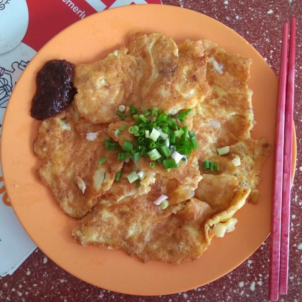 Toa Payoh West Food Centre - Chey Sua Carrot Cake