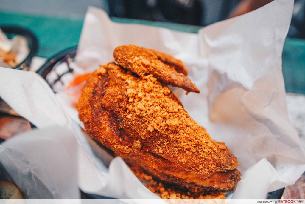 Chix Hot Chicken - original