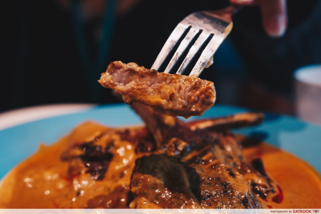 Tsui Wah- lamb meat