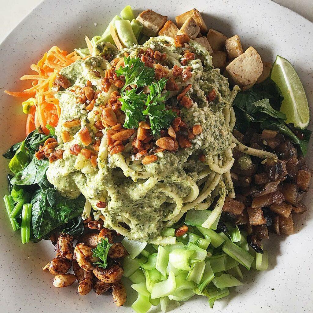 Vegan dishes - 9