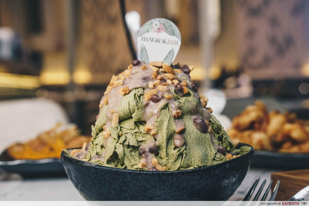 Bangkok Jam - Green with Envy