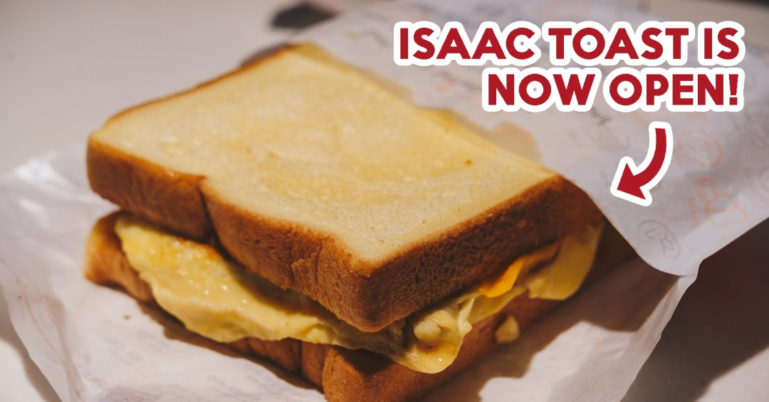 ISAAC TOAST FEATURE IMAGE