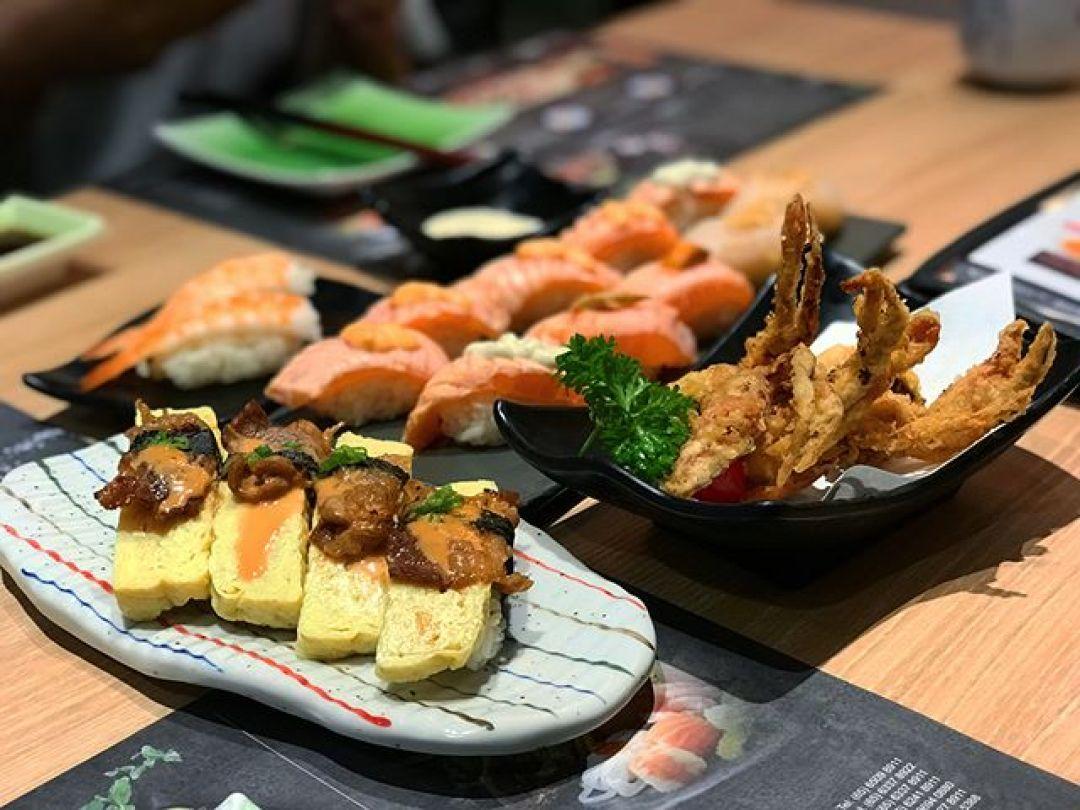 New Restaurant City Square Mall - Itacho Sushi Food