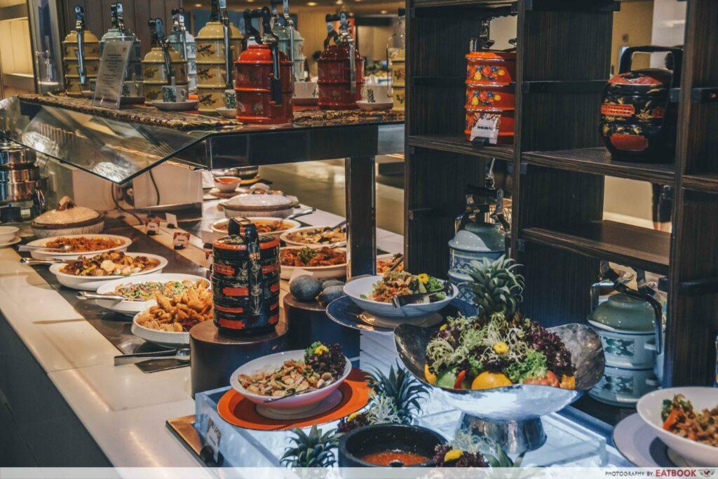 Spice Brasserie - Lunch Buffet