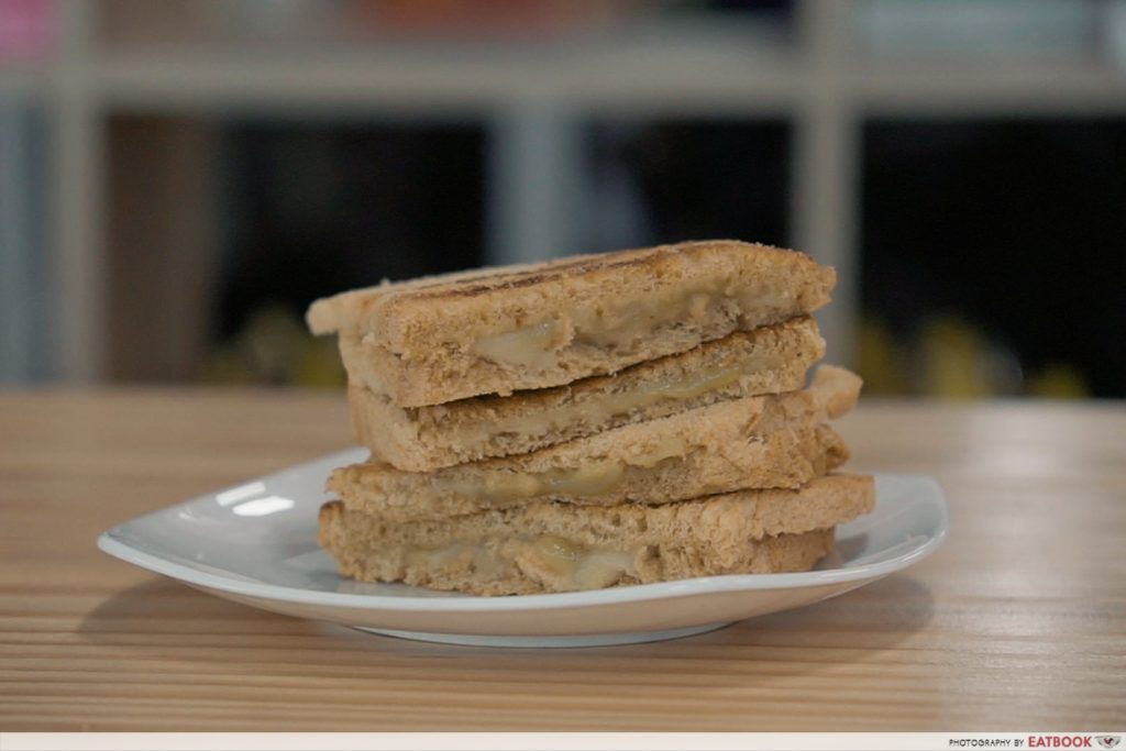 Ya Kun Kaya Durian Toast Set