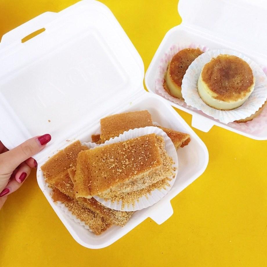 tanglin halt- peanut pancake