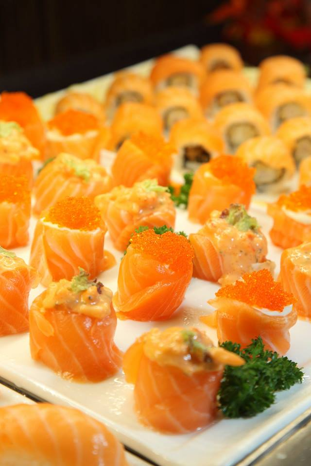 Sushi Buffet Food Places