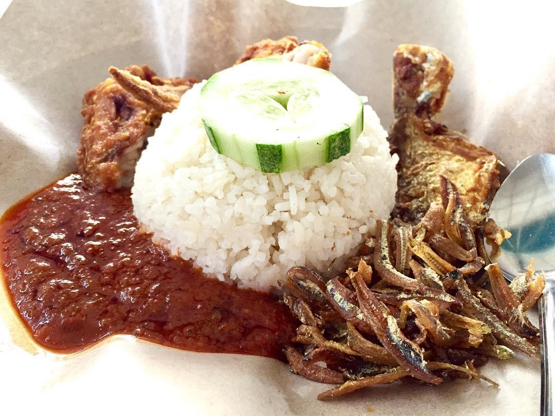 Bedok Food Nasi Lemak