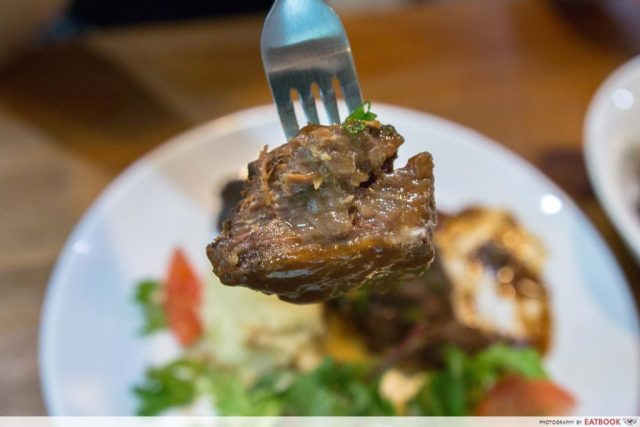 Daily Affairs -beef pulled