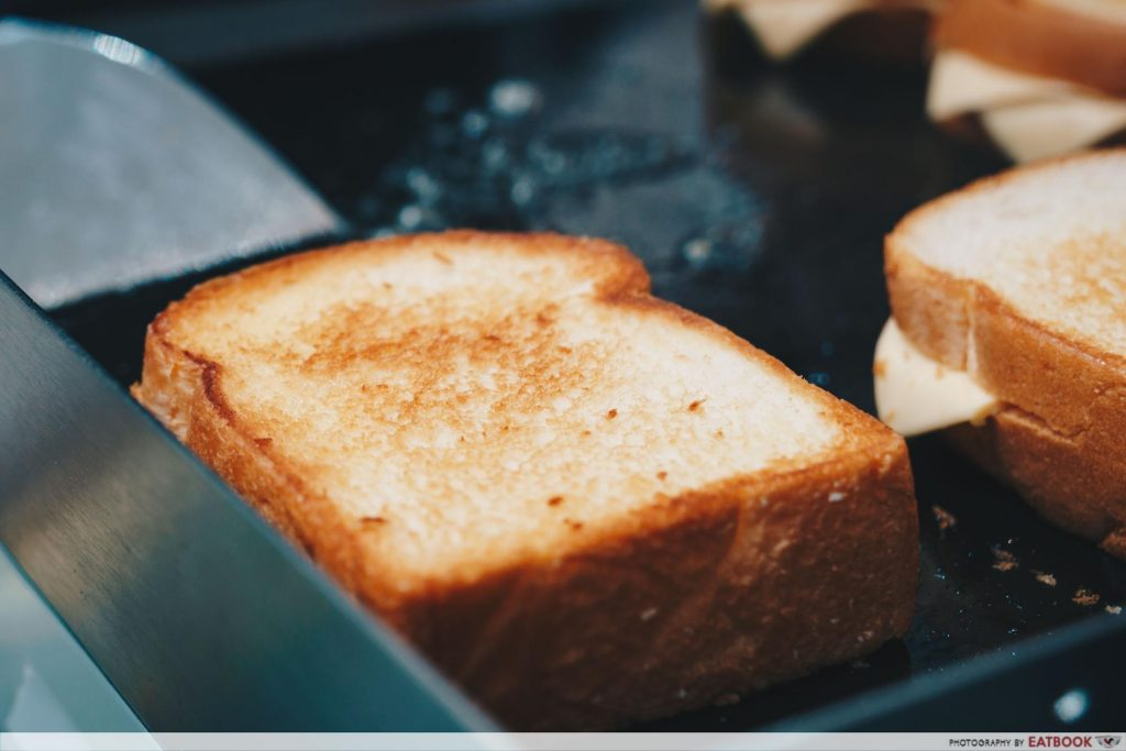 Egg Stop - bread