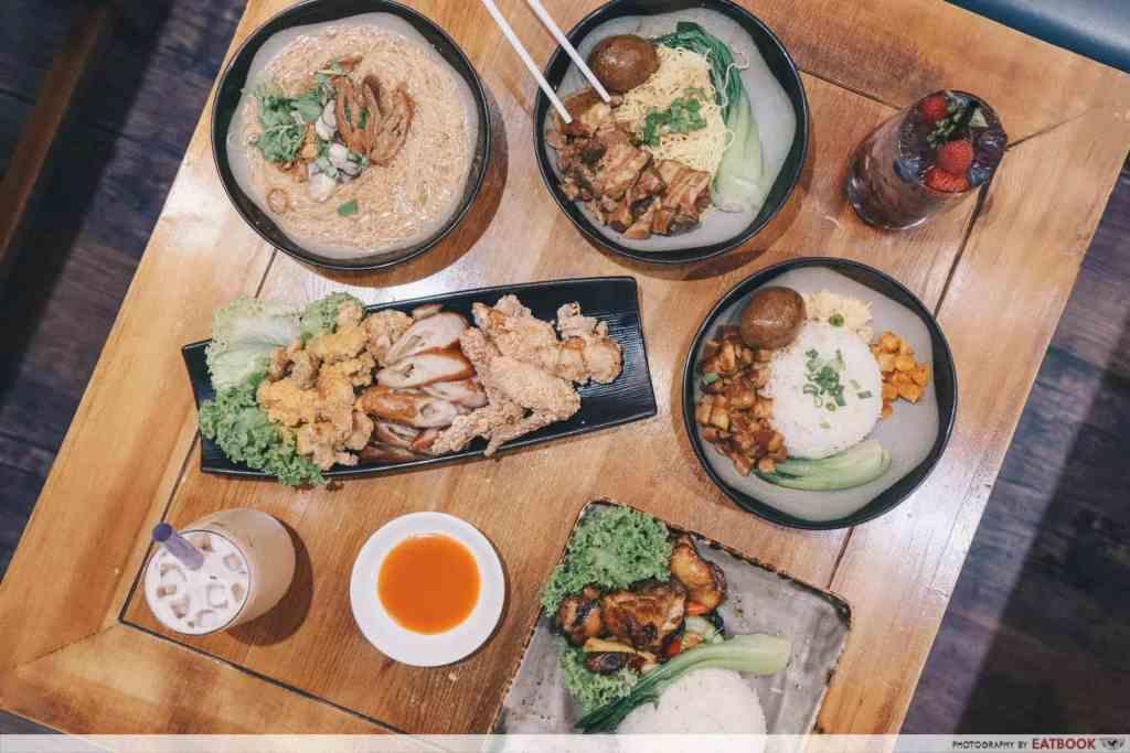 Free Dishes Maybank Eat at Taipei-min