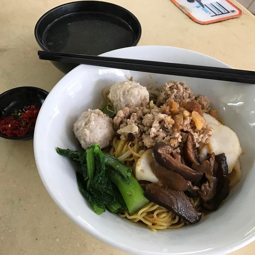 Hainanese Village Food Centre - Punggol Noodles