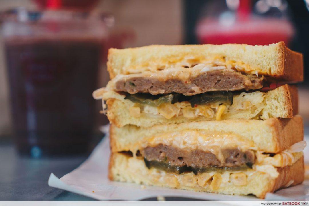 New Restaurants August 2018 - Isaac Toast Food 2