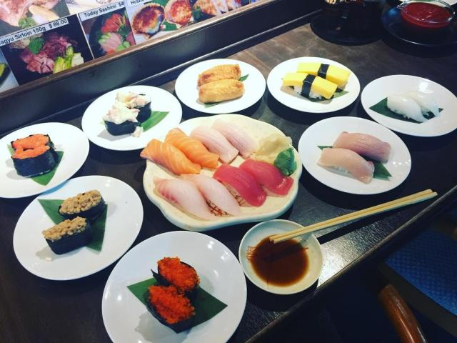 Sushi Buffet Food Places - (4)