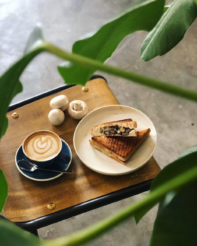 Beautiful Cafes - Twenty Eight Cafe Food