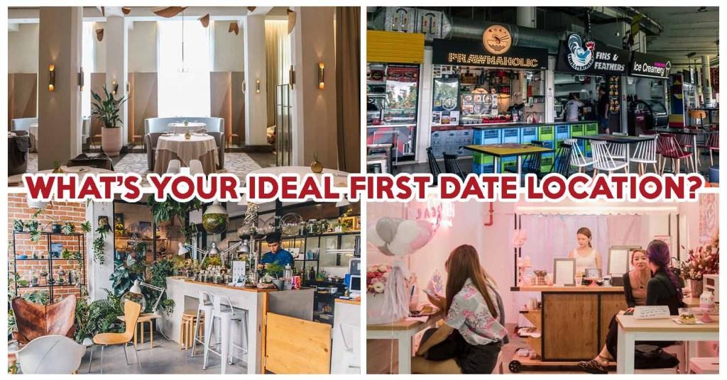 Eatbook quiz - first date