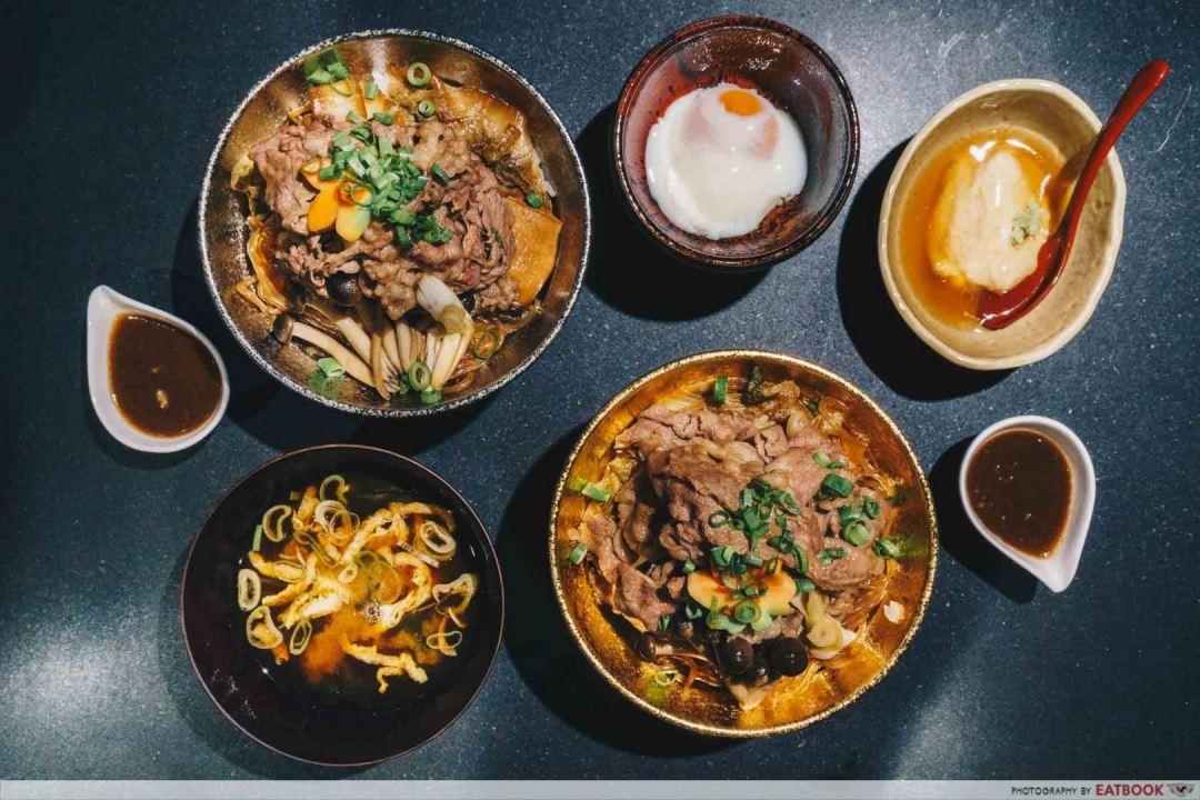 New Restaurants October Sukiyaki Keisuke