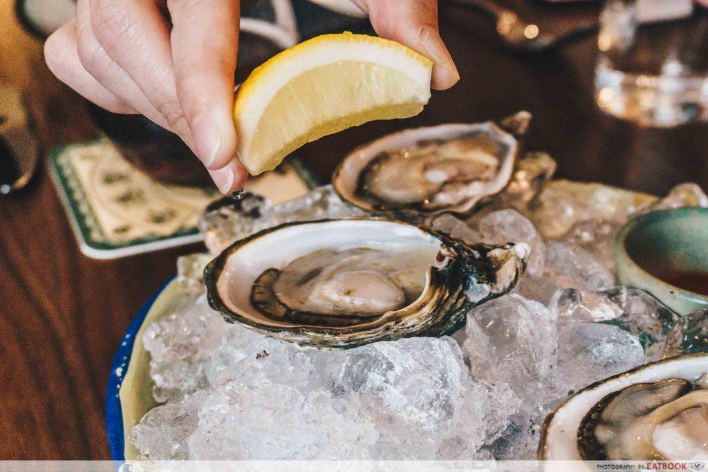 The Guild Raw Sea Farmer Fresh Oysters
