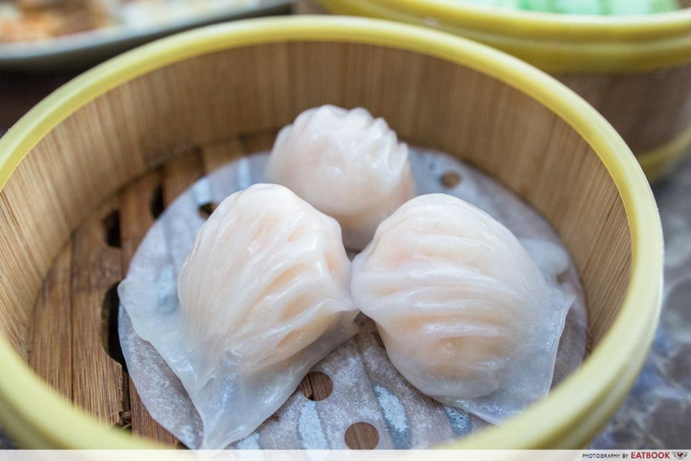 Zi Yean Bistro - Prawn Dumplings