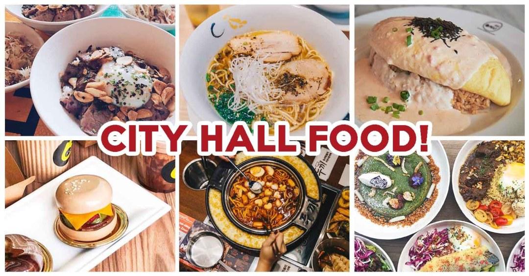 City hall food fti mg