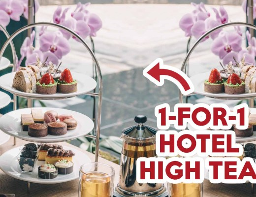 Hotels with high tea