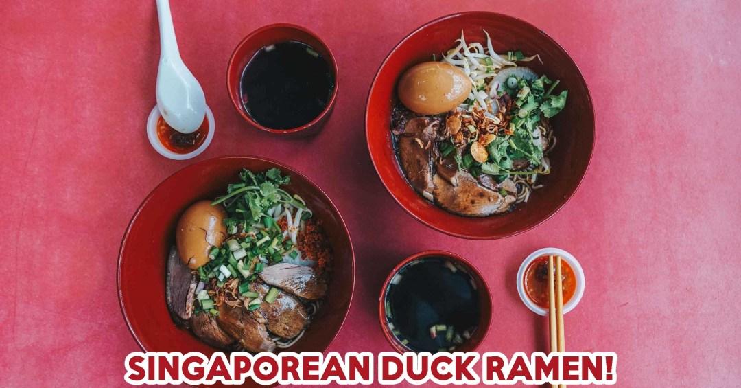 Jin Ji Duck Ramen cover