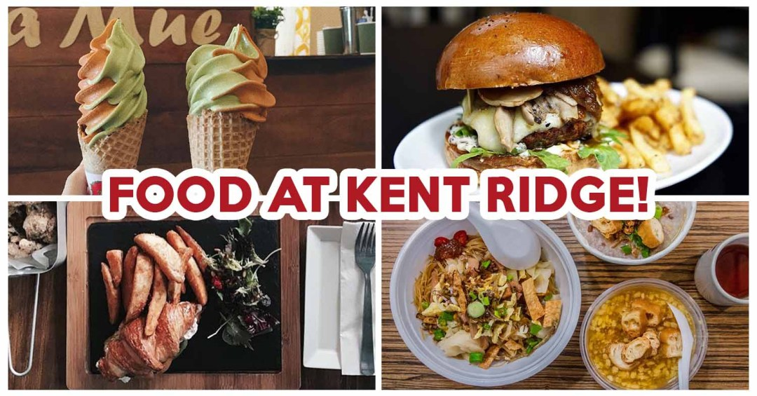 Kent Ridge Food Places - (1)