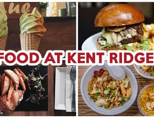 Kent Ridge Food Places - (1)