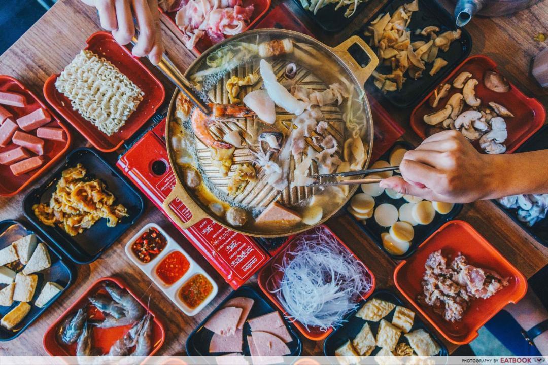 Meat Restaurant Charcoal Thai