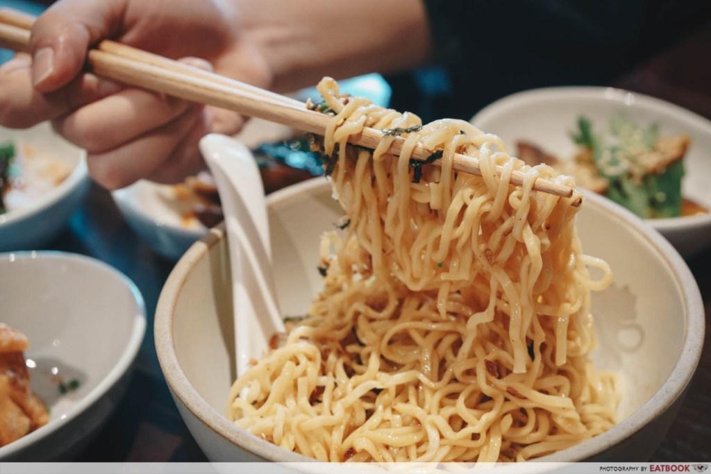 dumpling darlings -braised pork noodles