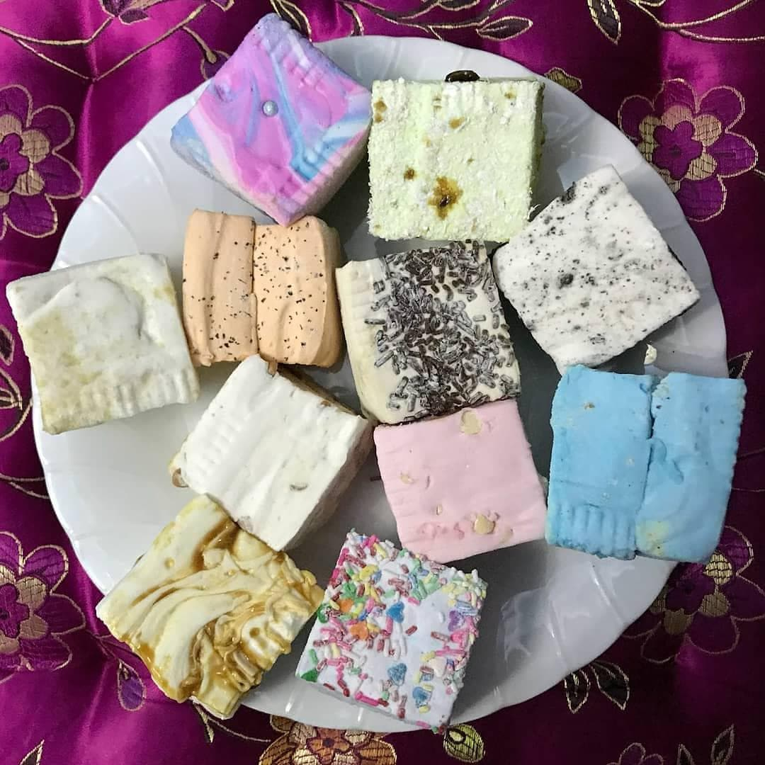 Halal Instagram Bakers - Marshmallows by Suriyana