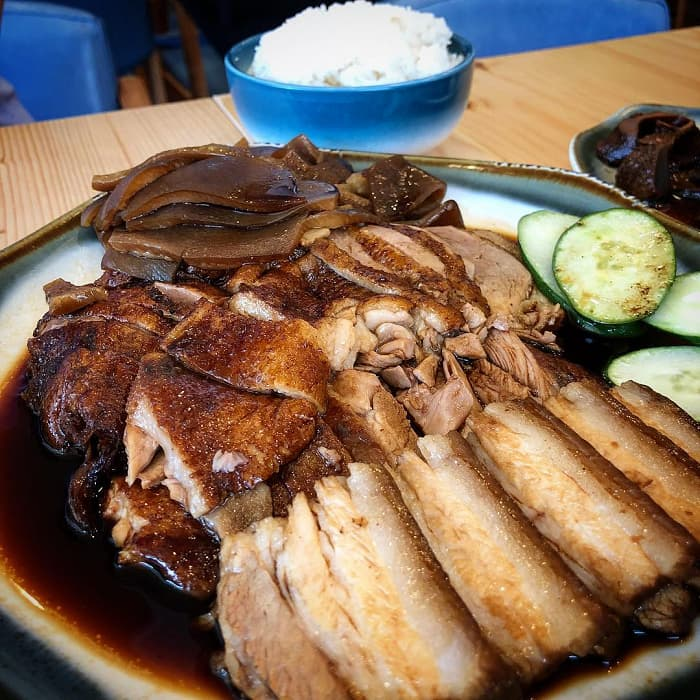 Simei Food Places LOR DUCK