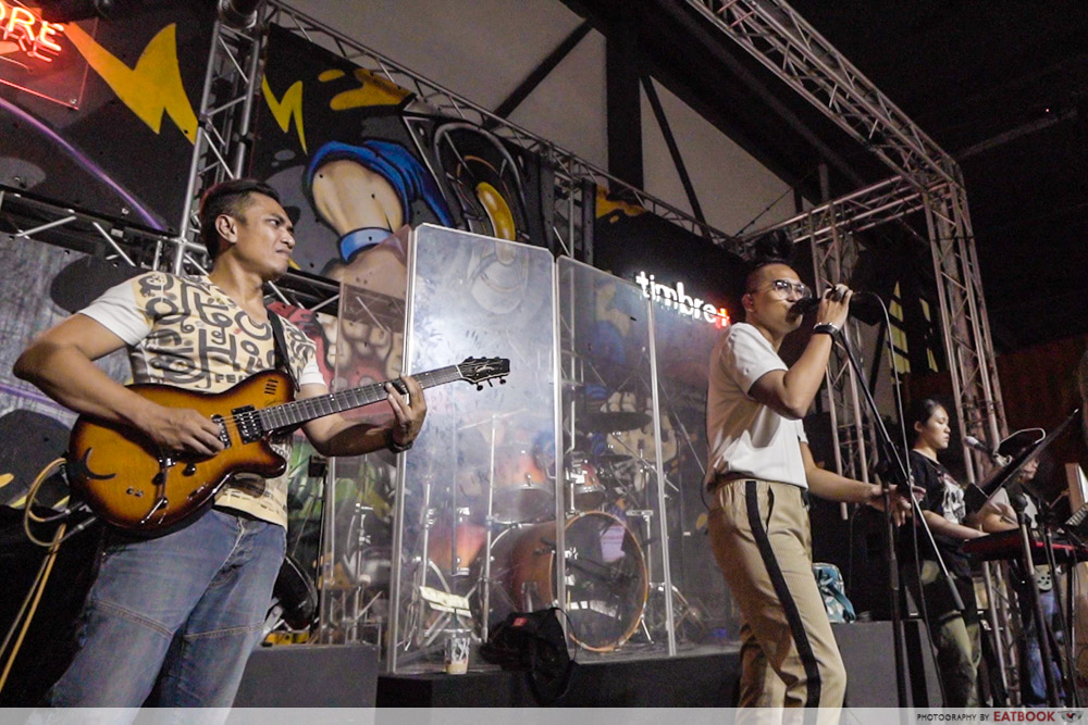 Timbre+ Live Bands