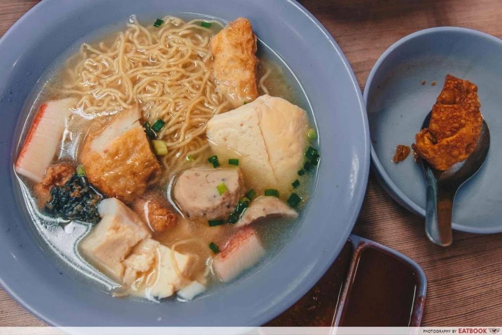 Yong Tau Foo My Favourite Cafe