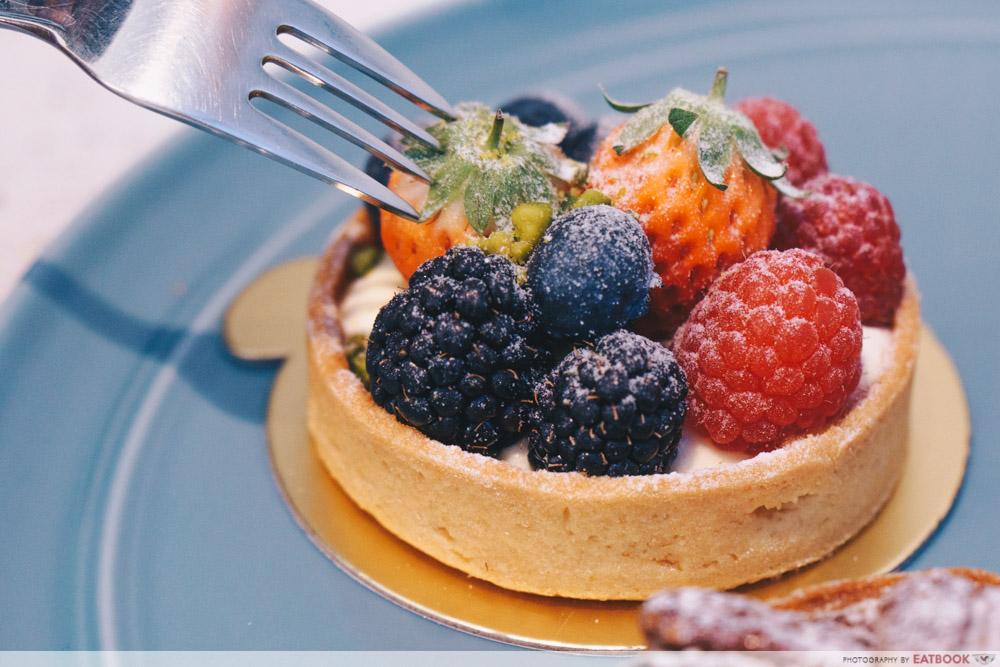Tarte by Cheryl Koh Mixed Berries