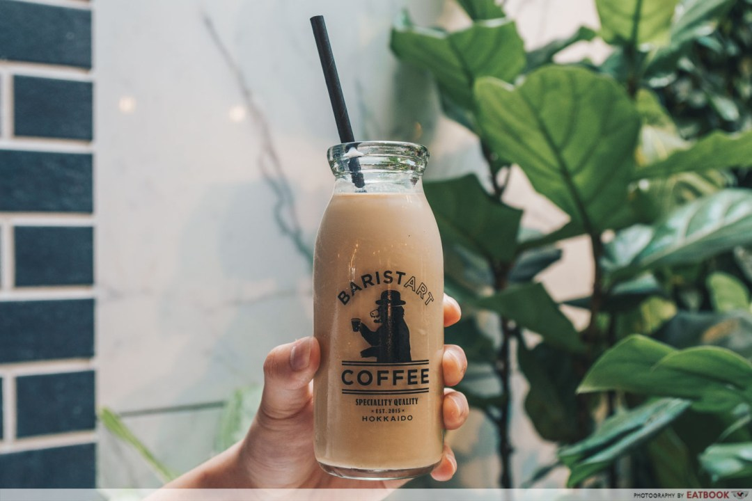 Baristart- Milk Coffee