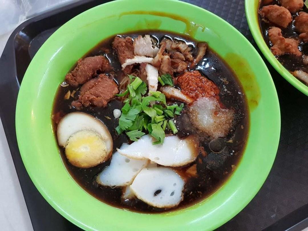 Choa Chu Kang Food - Ah Ma Lor Mee