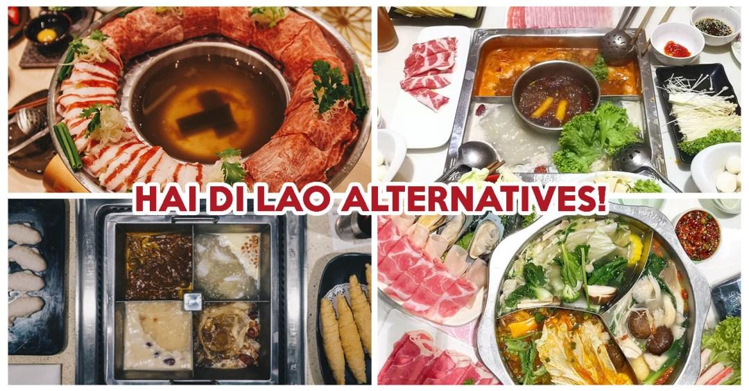 Hai Di LAo Alternatives - cover image