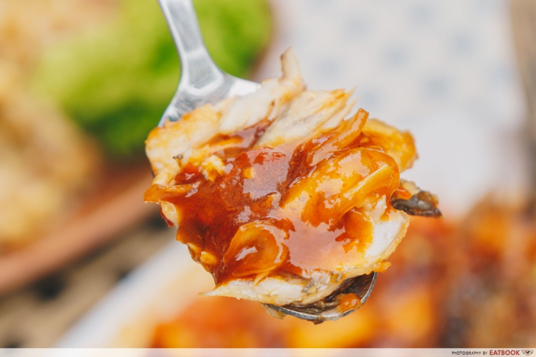 Yassin Kampung - Three Flavoured Fish Meat
