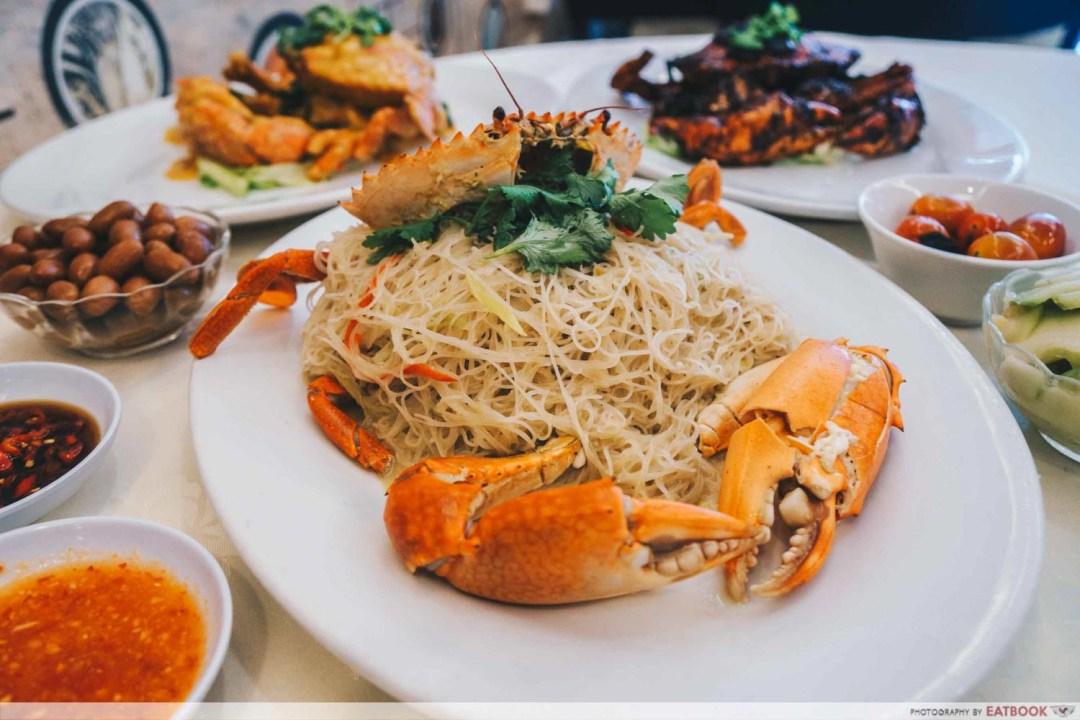 Crab At Bay - Crab Bee Hoon Intro