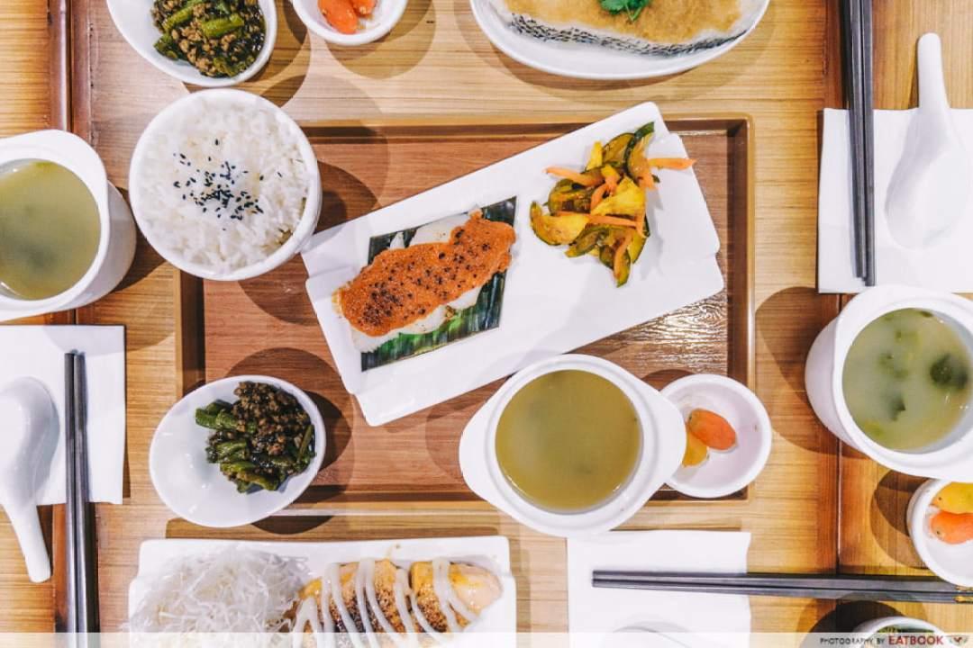 10 New Restaurants March - Four Seas Fish Grill