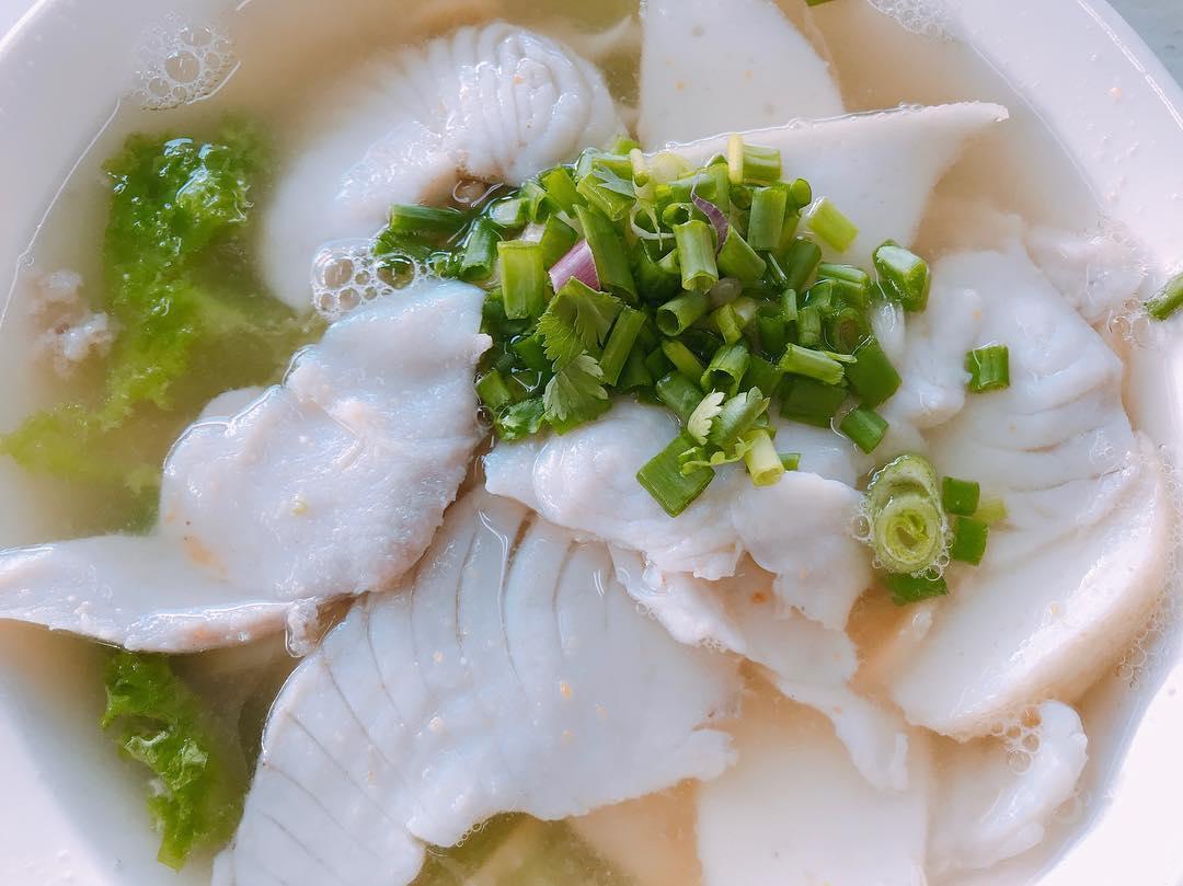 Free Fish Soup - Fresh Fish Slices