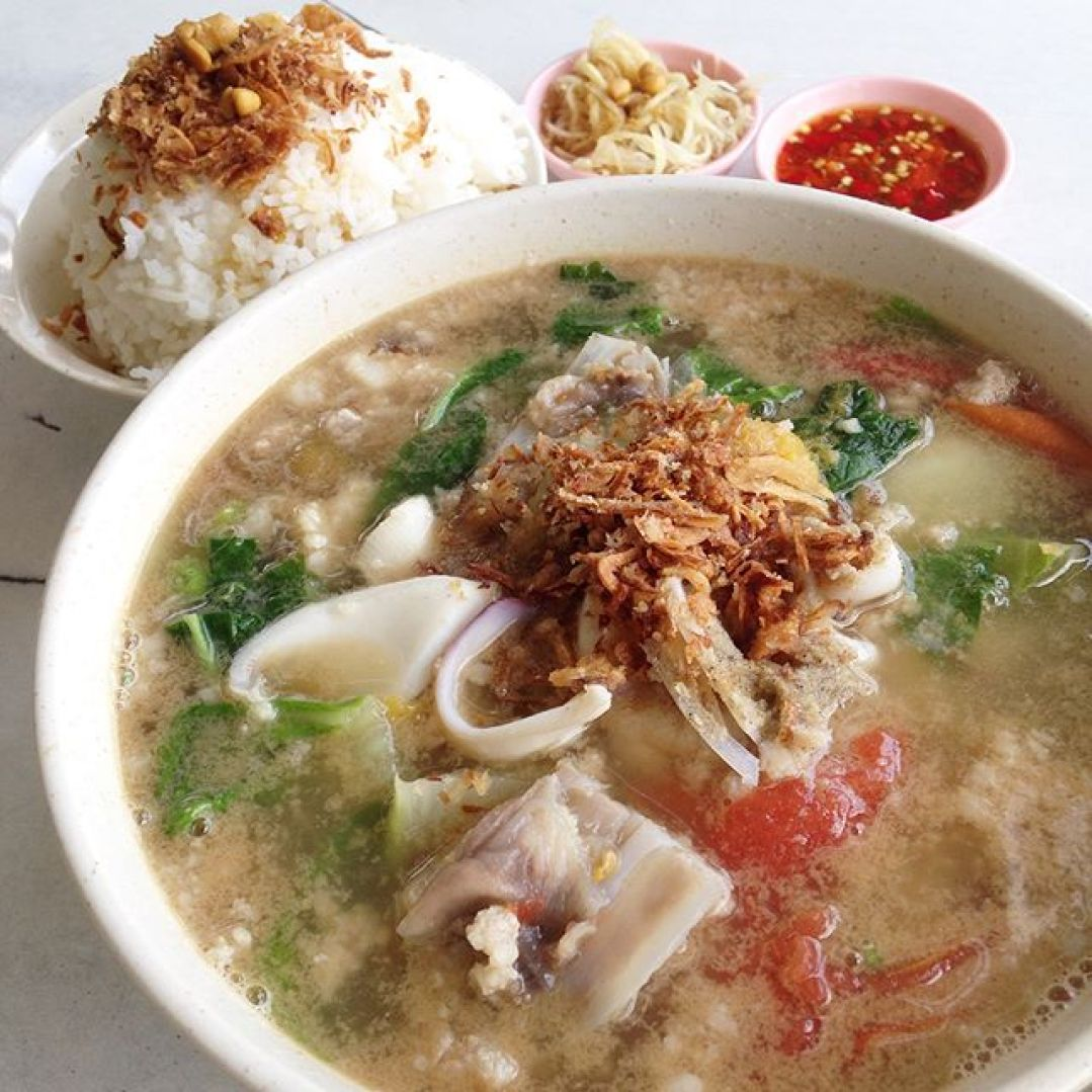 Free Fish Soup - With Added Minced Meat