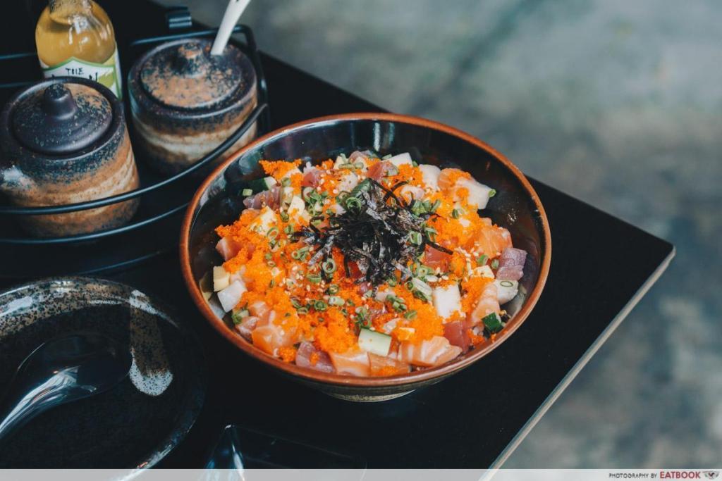 Japanese Restaurants Maybank KURO Izakaya