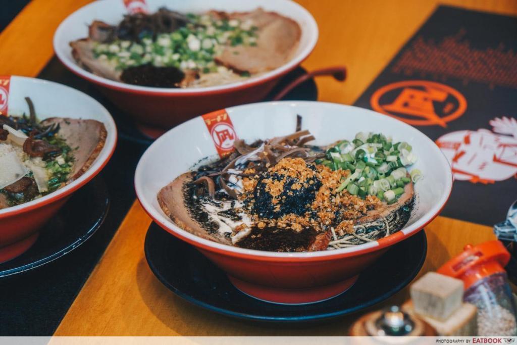 Japanese Restaurants Maybank - Ramen Nagi