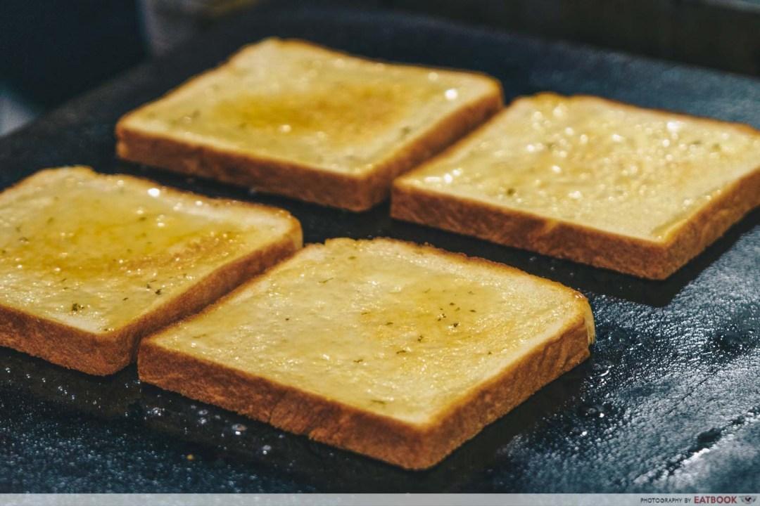 KToast bread