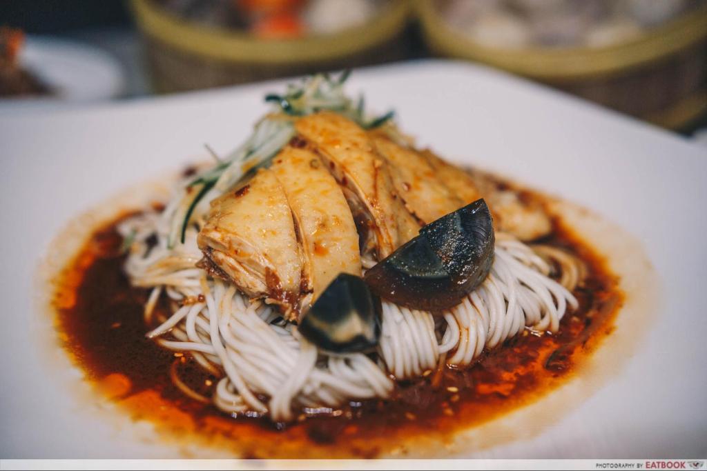 Ma La Restaurants in Town Crystal Jade La Mian Xiao Long Bao Chilled Chicken Noodles