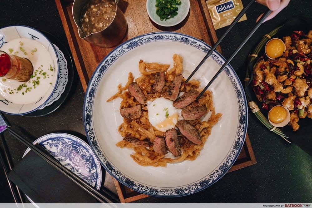 Ma La Restaurants in Town Lokkee spread