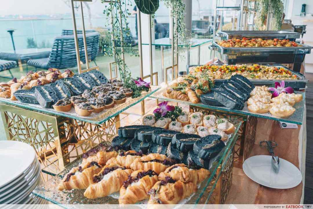 Rasel Catering Bread station
